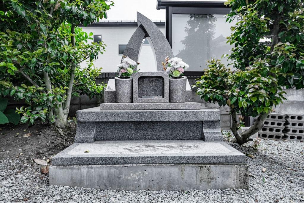 隆勝寺 ペット墓